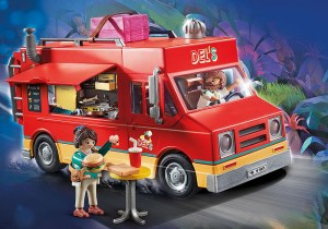 70075 PLAYMOBIL:THE MOVIE Del's Food Truck