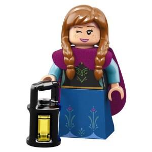 Lego Minifigures Sets The Disney Series 2 - Anna