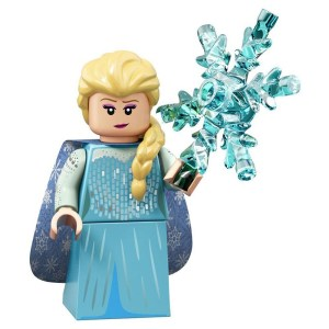 Lego Minifigures Sets The Disney Series 2 - Elsa