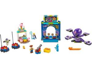 Lego Disney Pixar Toy Story 4 - Buzz & Woody's Carnival Mania!