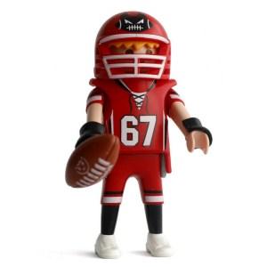 Playmobil Figures Series 15 Boys - Football Player