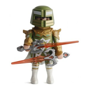 Playmobil Figures Series 15 Boys - Green Knight