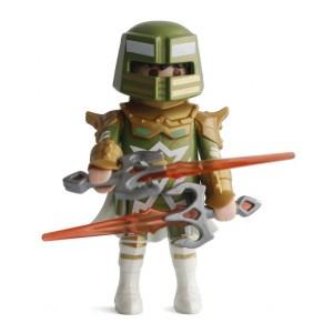 Playmobil Figures Series 15 Boys - Green Knight