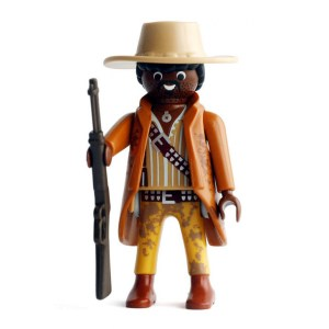 Playmobil Figures Series 15 Boys - Gunman