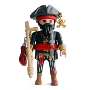 Playmobil Figures Series 15 Boys - Pirate