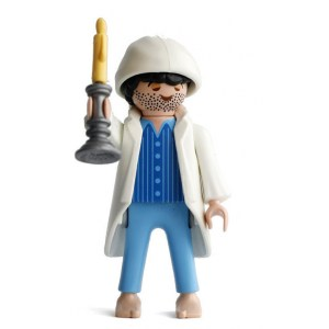 Playmobil Figures Series 15 Boys - Sleepwalker