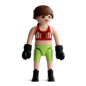 Playmobil Figures Series 15 Girls - Boxer