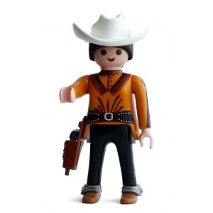 Playmobil Figures Series 15 Girls - Cowgirl