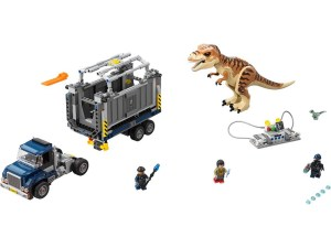 LEGO® Jurassic World™ Products T. rex Transport - 75933