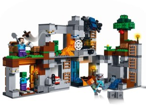 LEGO® MINECRAFT Products The Bedrock Adventures - 21147