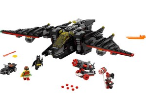 LEGO® The Batman Movie Products The Batwing - 70916