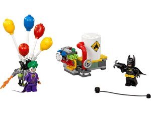 LEGO® The Batman Movie Products The Joker™ Balloon Escape - 70900
