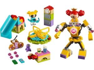 LEGO® The Powerpuff Girls™ Products Bubbles' Playground Showdown - 41287