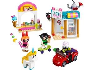 LEGO® The Powerpuff Girls™ Products Mojo Jojo Strikes - 41288