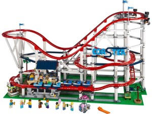 LEGO CREATOR Expert Products Roller Coaster - 10261