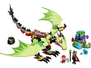 LEGO® Elves Products The Goblin King's Evil Dragon - 41183