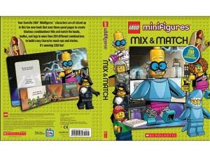 Lego Books LEGO® Minifigures: Mix & Match 5005606