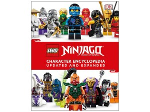Lego Books LEGO® NINJAGO® Character Encyclopedia Updated and Expanded Edition 5005166
