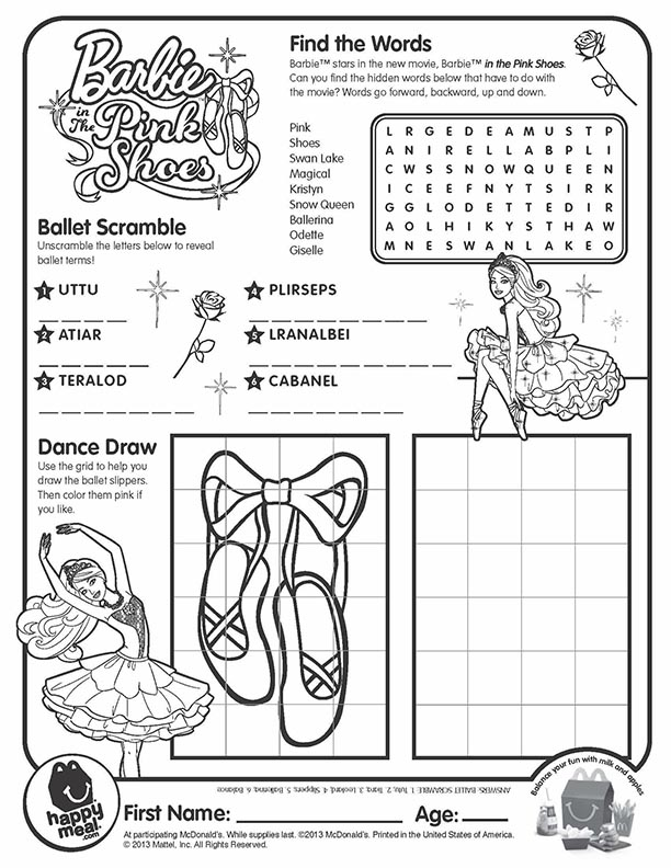 dance games and coloring pages - photo#21