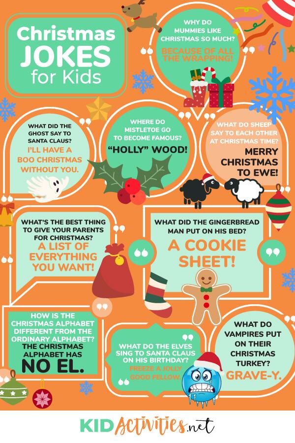 Christmas Funny And Amusing Jokes For Everyone The World Of English