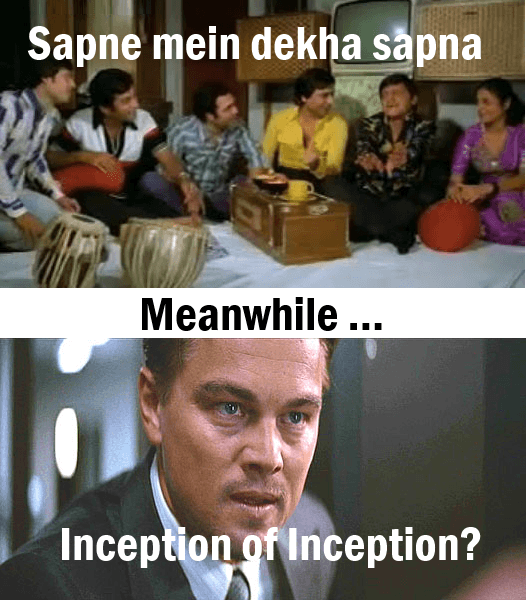 Inception of Inception
