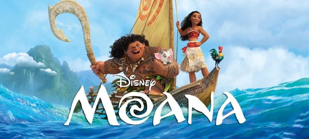 Moana the movie