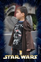 KID@ Disney Jedi Training