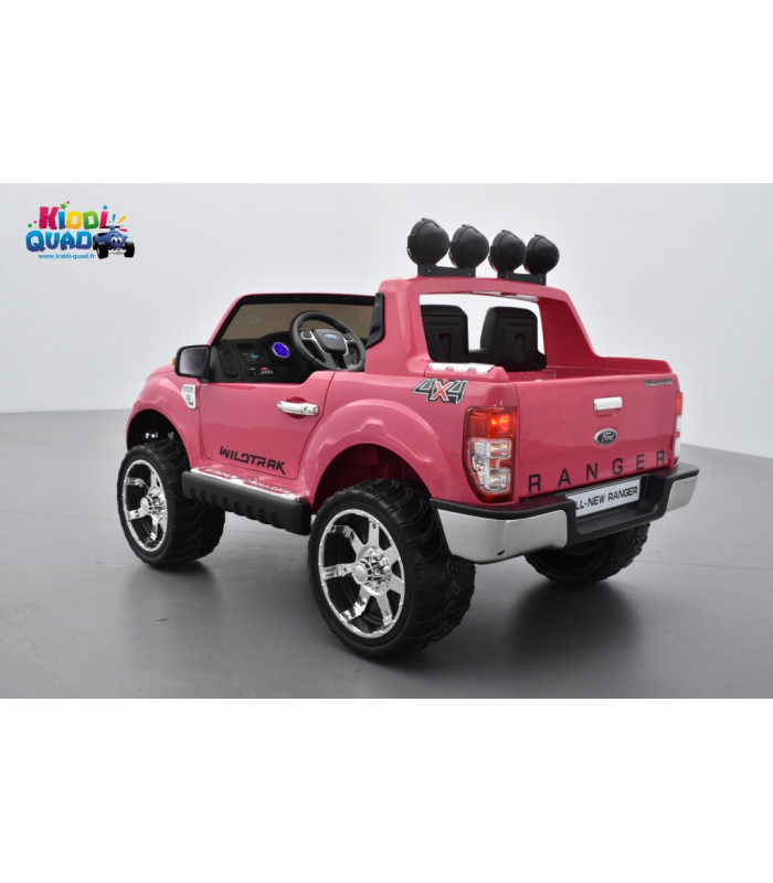 ford ranger 12 volts version luxe rose