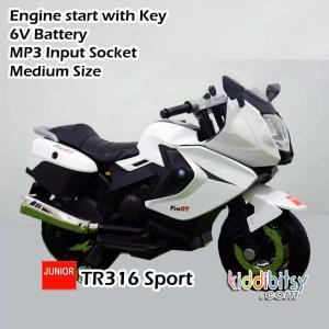 Motor Mainan Aki Junior TR316