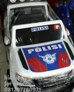 Mobil Aki Polisi