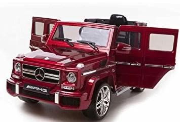 mercedes-benz-g63-lisensi-pk9728n-red