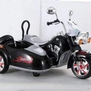 Motor Aki Anak Harley Davidson Style