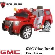 GMC Yukon Denali Pemadam kebakaran-1