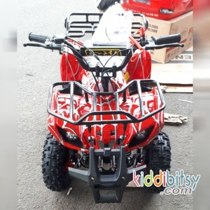 Motor Mini ATV 50cc SPIDERMAN EDITION
