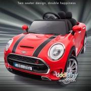 minicooper-2-kursi-red