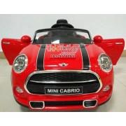 Mini cooper cabrio red-2