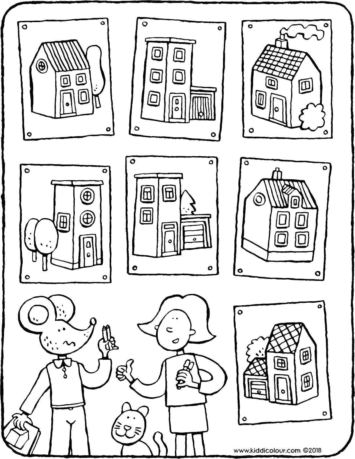 Find The Right Houses