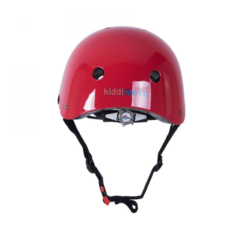 Helmet - Red Goggle
