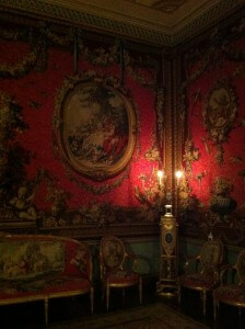 Luxurious interior at Osterley Park