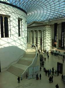 The Great Hall @ The British Museum