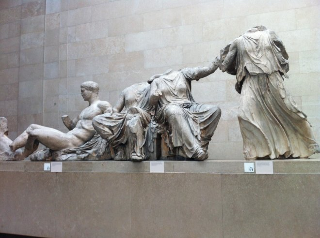 The Elgin Marbles