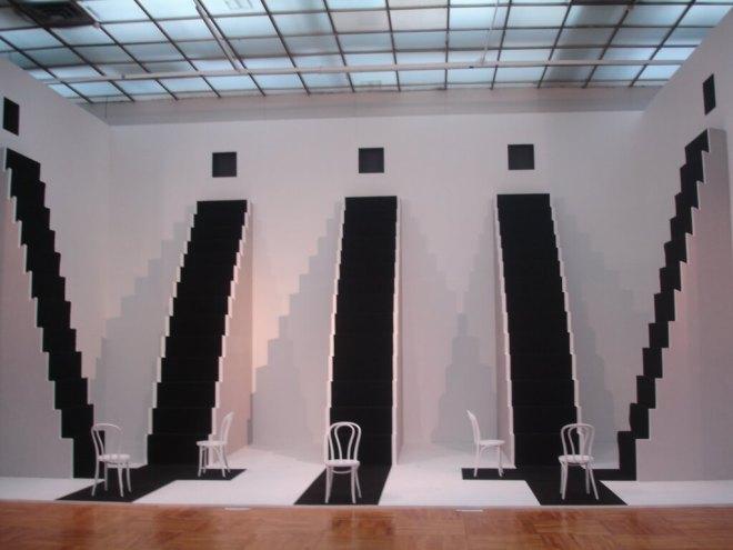 Prigov at the Tretyakov Gallery