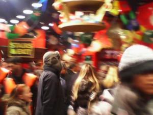 Hamleys at Christmas