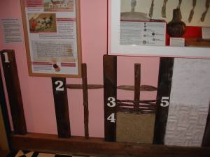 Medieval house building at Stevenage Museum