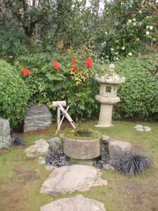 Japenese Garden Decoration at Holland park