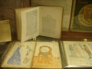 Child Author Museum of Childhood Edinburgh