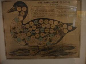 Early Board Game Museum of Childhood Edinburgh