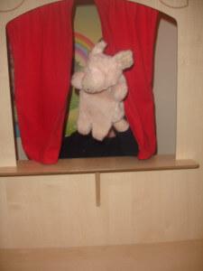 Puppet Theatre Museum of Childhood Edinburgh