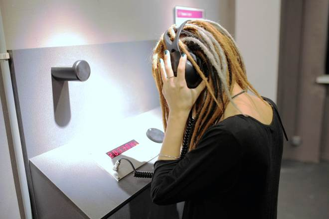 Frequency at the Experimentanium Museum