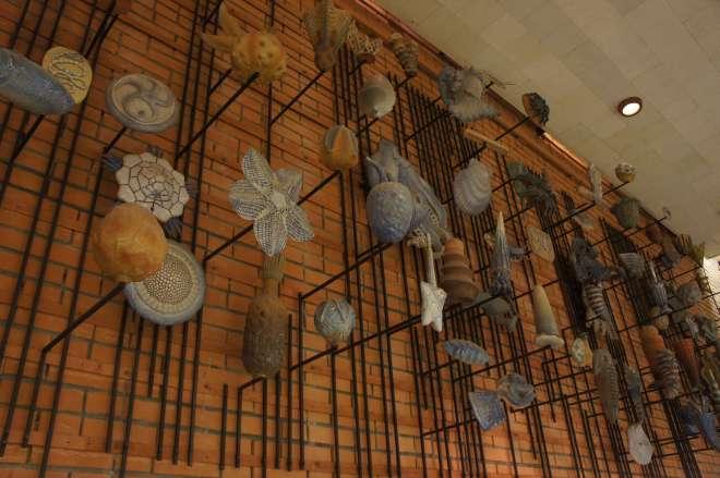 Artwork Orlov Paleontology Museum Moscow